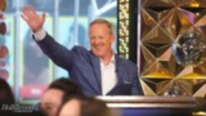 Sean Spicer on 'Dancing With the Stars' Backlash: