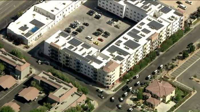 Deputy Wounded After Shooter Opens Fire on Los Angeles County Sheriff`s Station