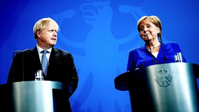 Brexit: UK's Boris Johnson in Europe to lobby leaders