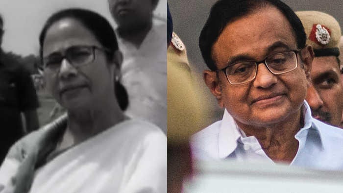 Matter handled in depressing way: Mamata Banerjee on CBI-Chidambaram saga