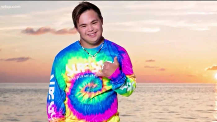 South Florida Beachwear Company Features Model With Down Syndrome