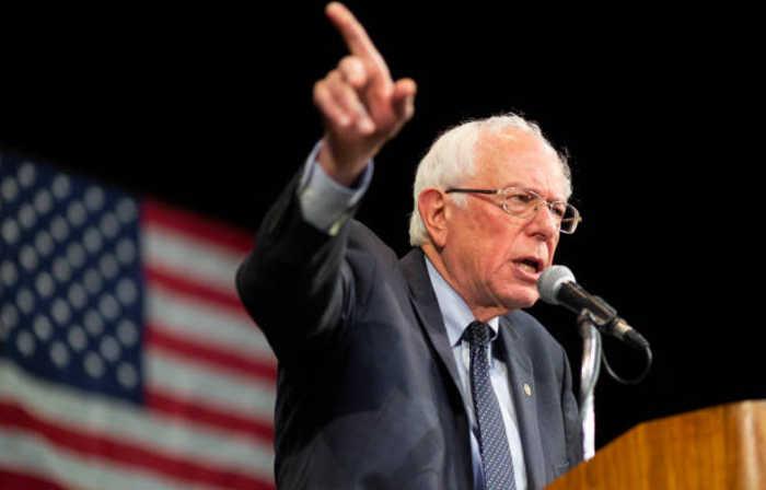 Bernie Sanders Unveils $16 Trillion Climate Change Plan