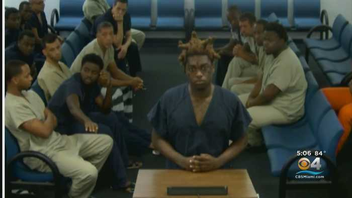 Local Rapper Kodak Black Pleads Guilty On Federal Weapons Charges