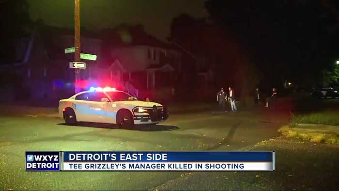 Detroit rapper Tee Grizzley's aunt killed in shooting on city's east side