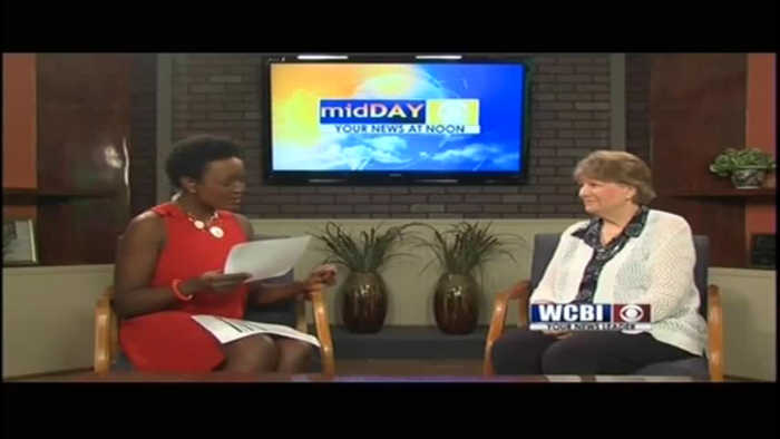 Midday Guest -  Christian Women's Job Corps 08/22/19