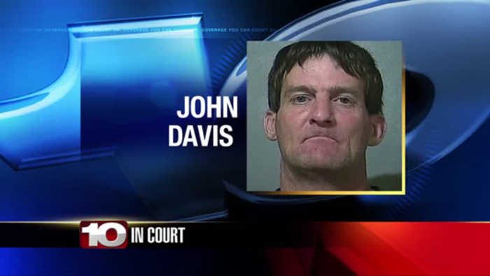 Terre Haute homeless man accused of raping a woman at a homeless camp along the Wabash River