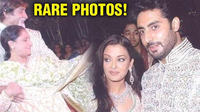 Aishwarya Rai And Abhishek Bachchan Marriage Photo LEAKED After 12 Years