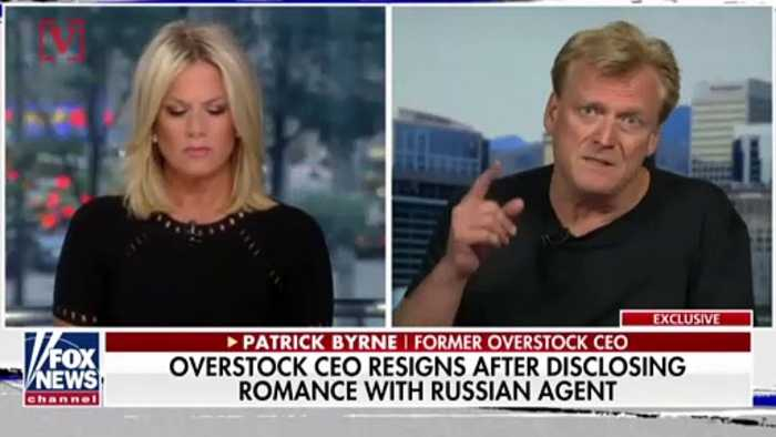 Overstock.com CEO Resigns After 'Deep State' Comments and Claiming FBI Ordered Him to Have a Relationship with Russian Agent Mar