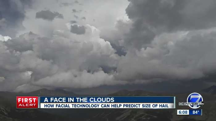 Facial recognition software could help predict hail storms soon