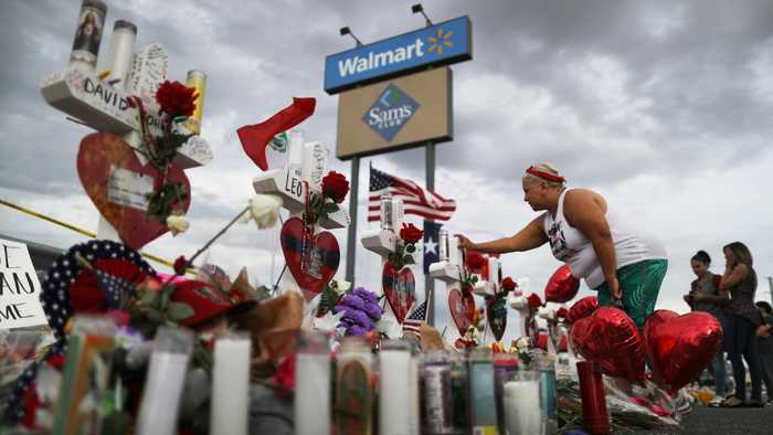 Walmart To Completely Remodel El Paso Store After Mass Shooting