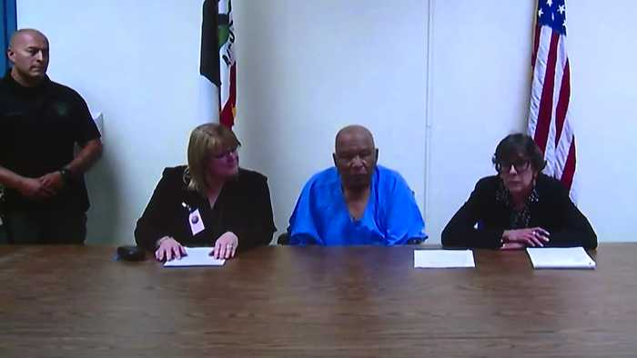 Serial killer Samuel Little pleads guilty to murders of 2 Cleveland women