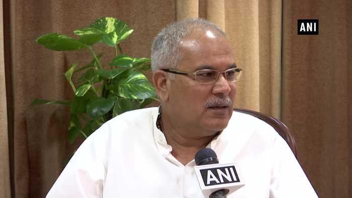 Chattisgarh CM terms Chidambaran arrest as act of revenge