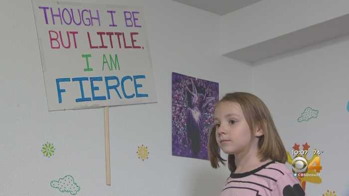 Denver Girl Wants Your Art To Help Spread Kindness