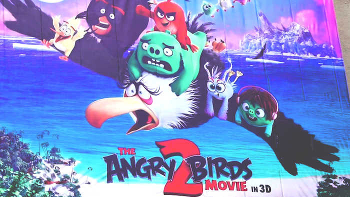 The Angry Birds Movie 2 | Public review