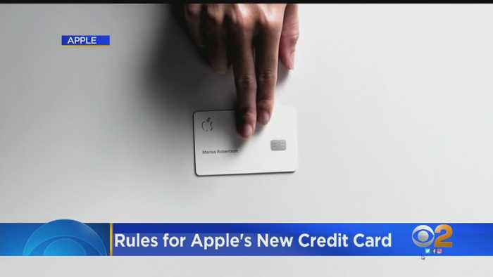 Apple's New Credit Card Is Here, And It Comes With Rules