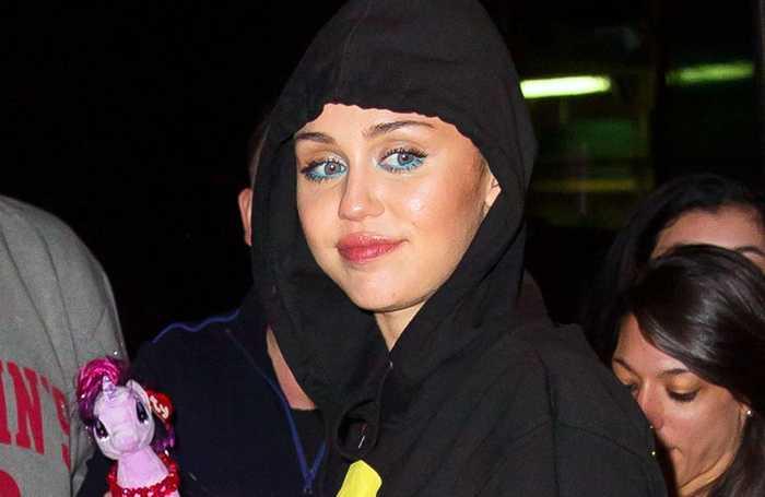 Madonna defends Miley Cyrus