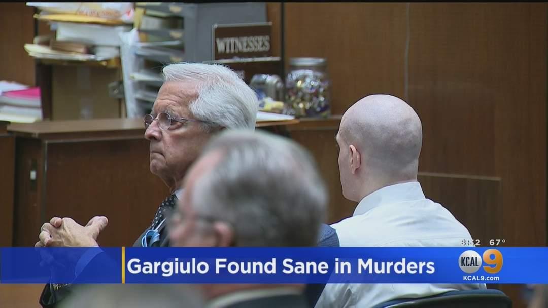 Jury Finds 'Hollywood Ripper' Michael Gargiulo Sane During Murders
