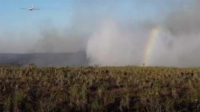 Bolsonaro defiant as global fears escalate over Amazon wildfires