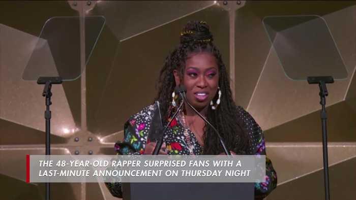 Missy Elliott drops first album for 14 years