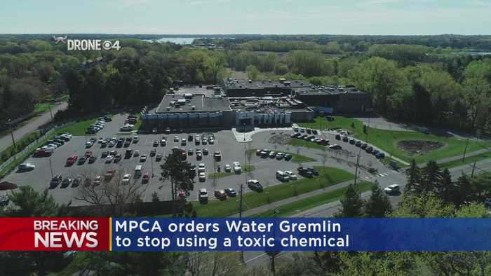 MPCA Orders Water Gremlin To Cease Partial Operations