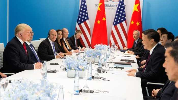 Trump Lashes Out Over Tariffs: 'We Don't Need China'