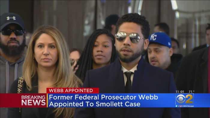 Former U.S. Attorney Dan Webb Named Special Prosecutor In Jussie Smollett Case