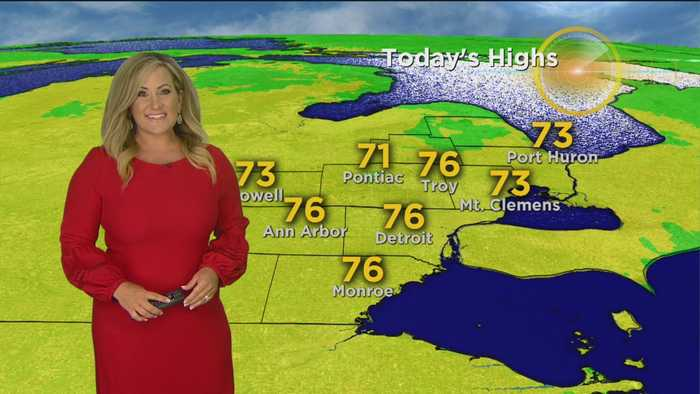 First Forecast Tonight- Friday August 23, 2019
