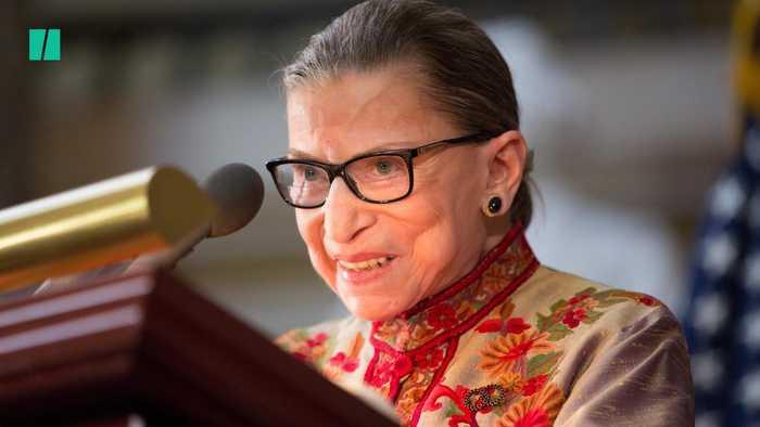 Ruth Bader Ginsburg Completes Pancreas Radiation Treatment