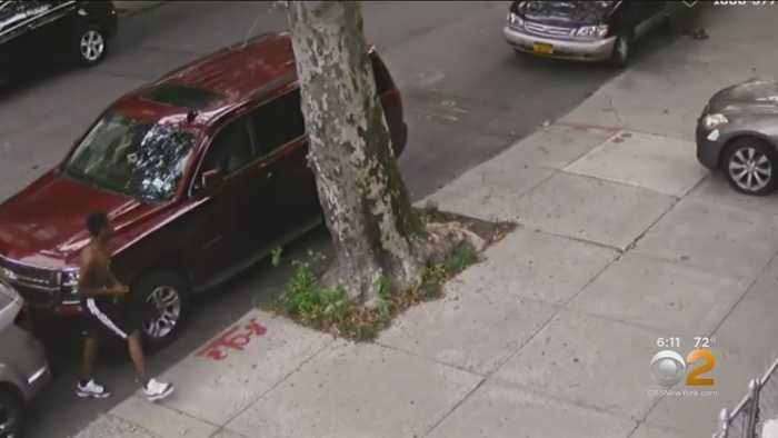 17-Year-Old Charged In Brooklyn Carjacking Involving Child