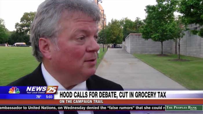 Democrat Candidate Jim Hood Issues Debate to Winner of Republican Runoff