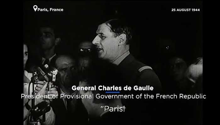 Liberation of Paris 75th anniversary: The story of the French capital being freed of Nazi control
