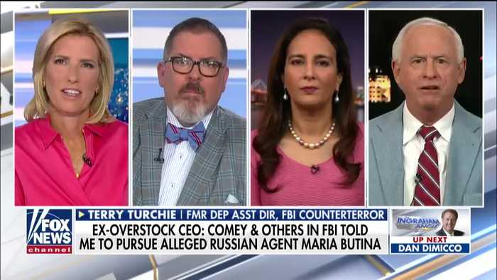 Robert Driscoll confirms ex-Overstock CEO had relationship with Butina