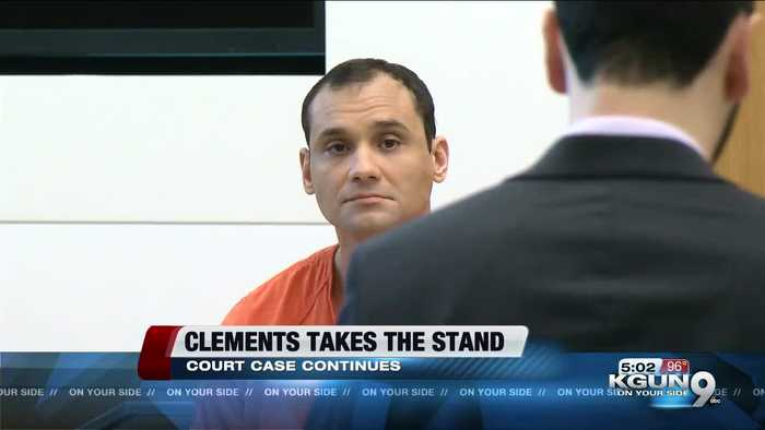 Clements takes the stand; results could impact murder cases