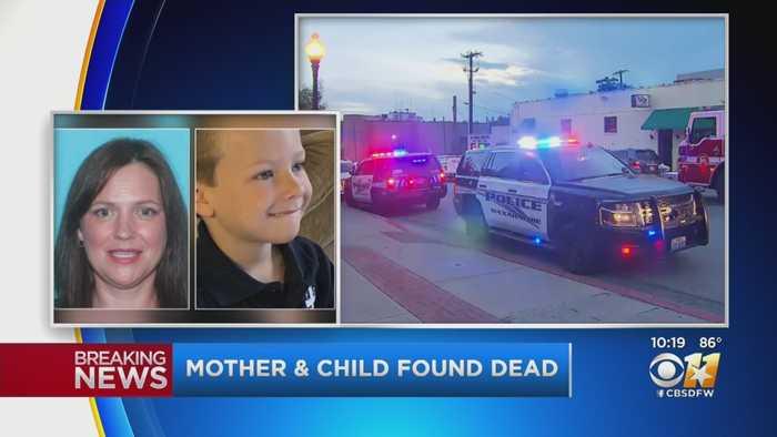 Waxahachie Child, Mother At Center Of Amber Alert Found Dead In Parking Garage