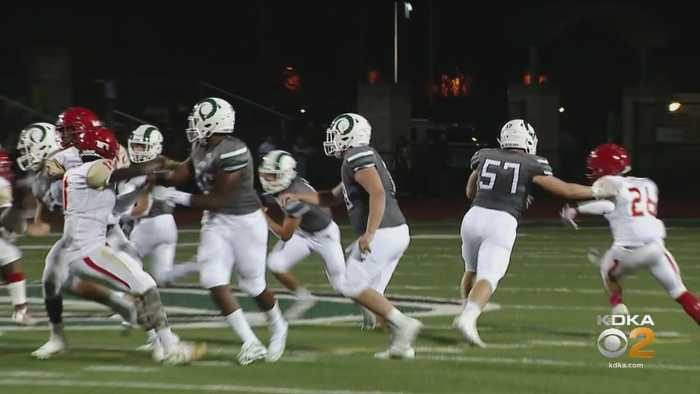 High School Football: Pine-Richland Vs. Penn Hills