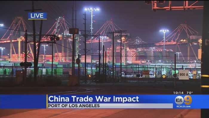 Trump Boosting U.S. Tariffs On $550 Billion In Chinese Imports