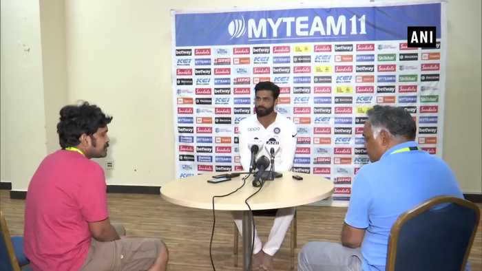 Ind vs WI Ishant Sharma's 2 caught and bowled was turning point of game says Ravindra Jadeja