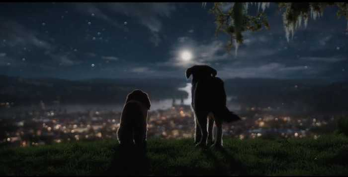 New Lady and the Tramp trailer unveiled