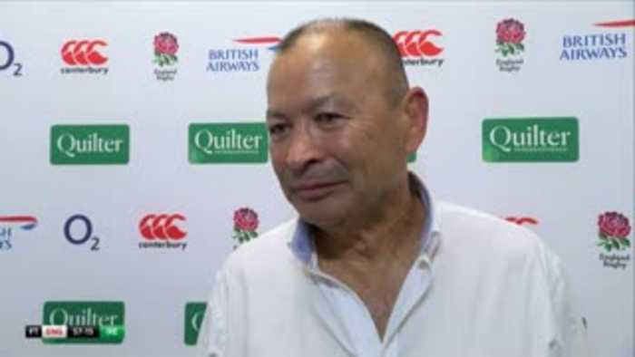 Jones: We have a lot more in us