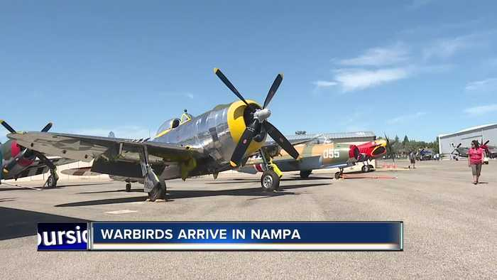 17th Annual Warbird Roundup Takes Flight