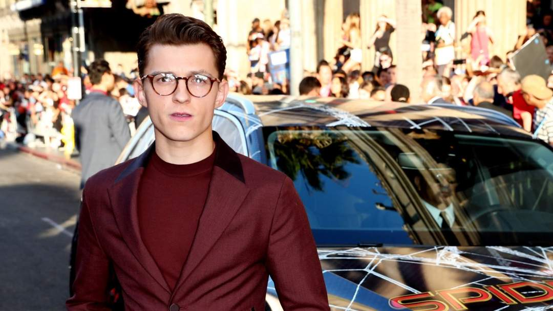 Tom Holland Speaks Out About Change Up In Spider-Man Management