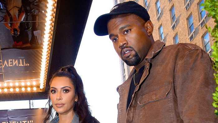 Kanye West, Kim Kardashian: Cheesecake Factory In Ohio Two Nights In A Row