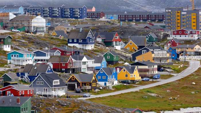 Trump Administration Plans To Reopen U.S. Consulate In Greenland