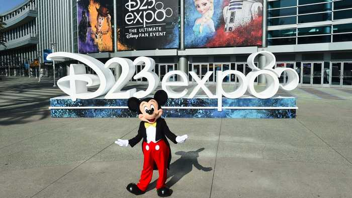 Disney Gave Fans Sneak Peaks Of Shows, Movies And A Theme Park At Expo