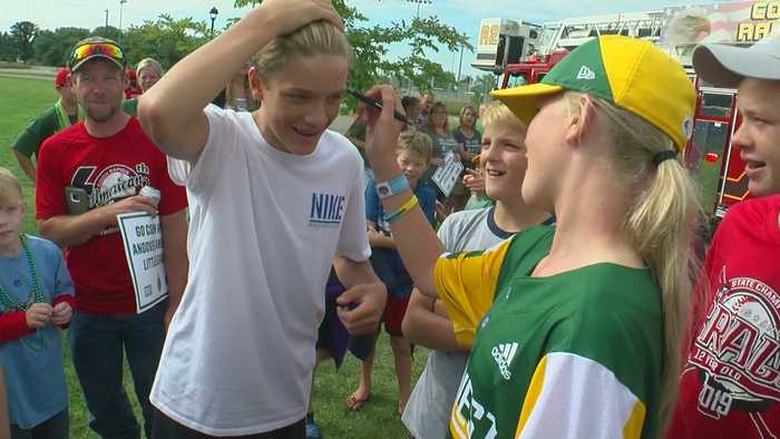 Coon Rapids-Andover Celebrates Back Home After Little League World Series Run