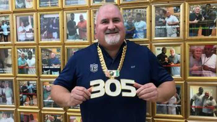 Turnover Chain jeweler AJ Machado on working with the Hurricanes