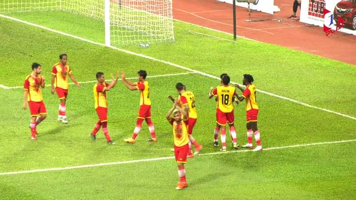 Selangor Selection vs Singapore Selection Highlights