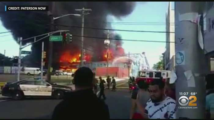 New Jersey Rehab Center Destroyed By Fire
