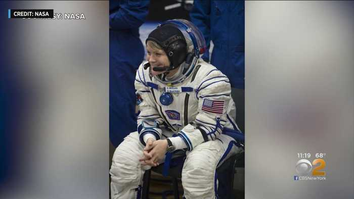 NASA Astronaut Accused Of Identity Theft In Space