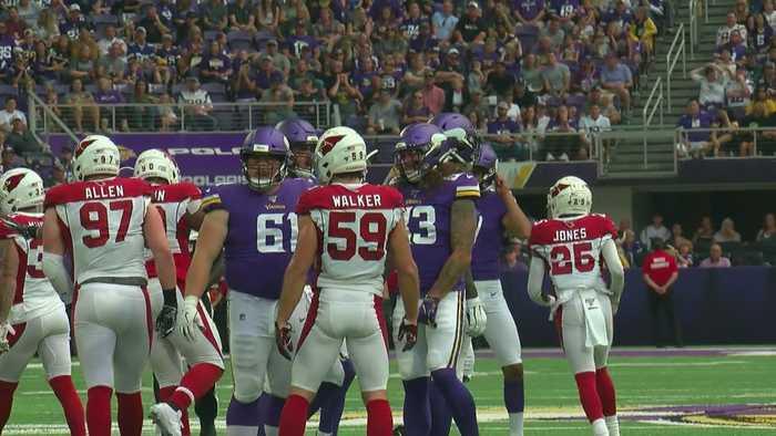 MN Vikings Talk Field Kicker Frustration